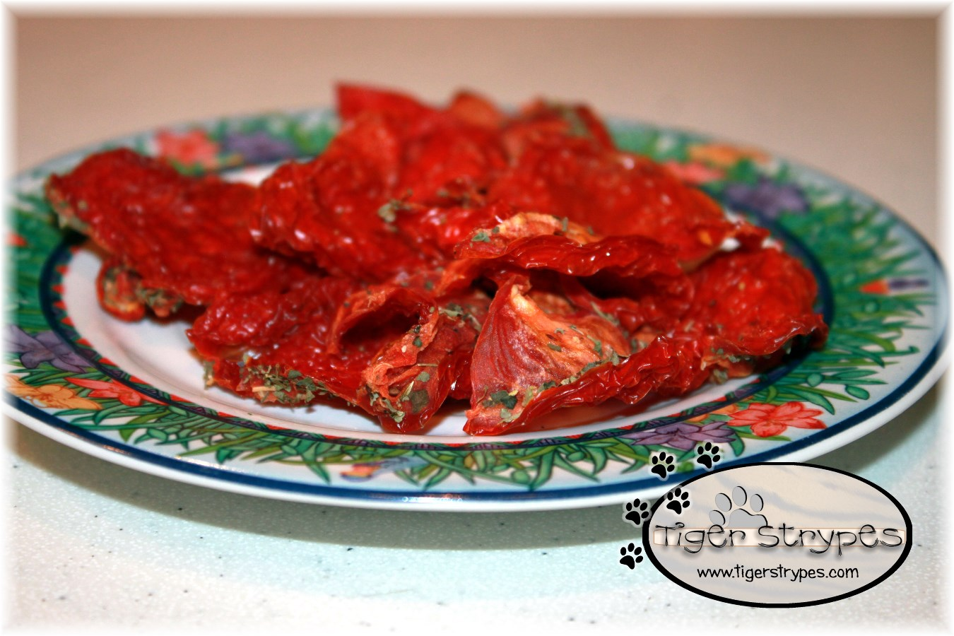 Easy Sun-Dried Tomatoes