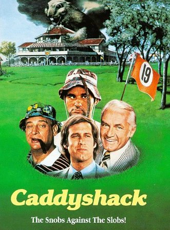 Things That Bring Back Memories Caddyshack Movie