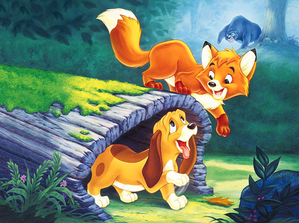 "TTBBM ""The Fox & The Hound"" Movie #MondayMemories"
