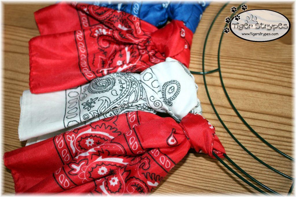 bandana flag