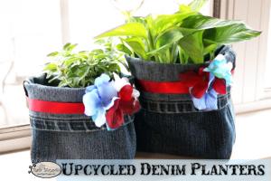 upcycled denim