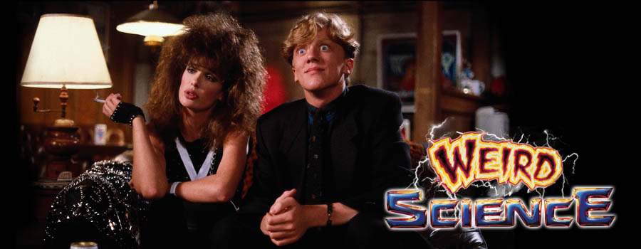 TTBBM - Weird Science (1985) #MondayMemories