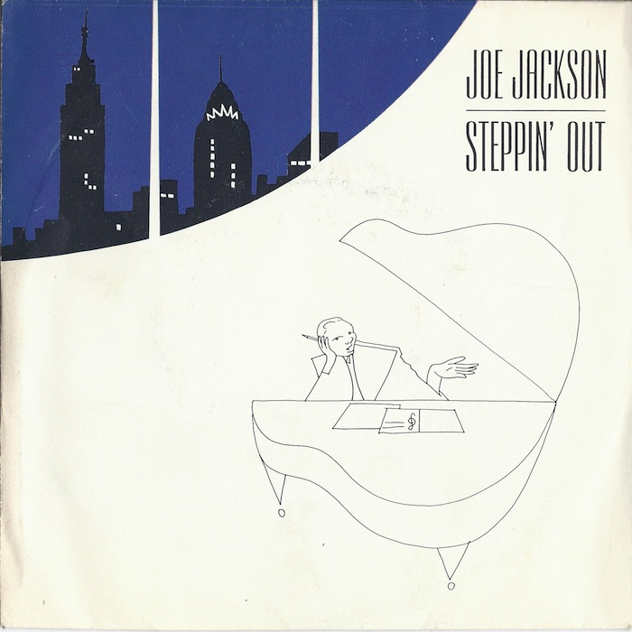 "Things That Bring Back... ""Steppin' Out - Joe Jackson"" # ... Steppin Out"