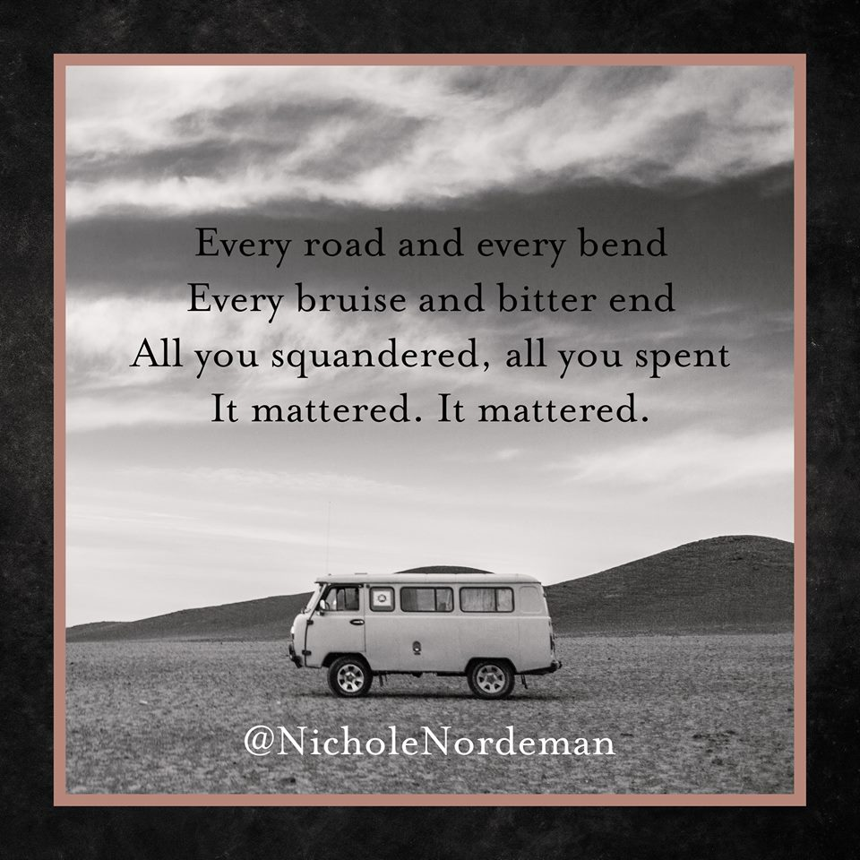 mattered